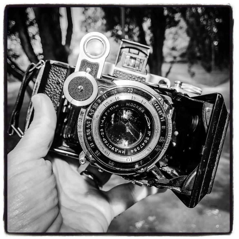 Moskva-4 kamera